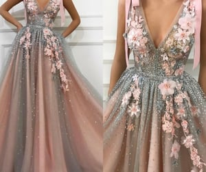 pretty, dress, and fashion image