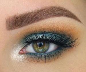 eyeshadow, makeup, and beauty image