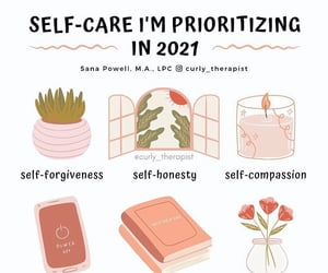 self care ' ig curly_therapist