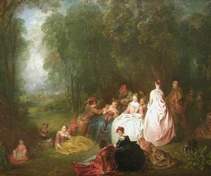 victorian, vintage, and picknick image