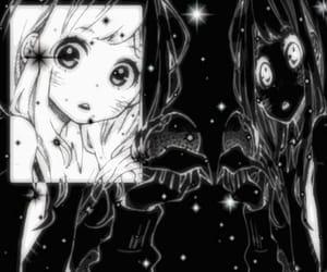 anime, anime girl, and weeb image