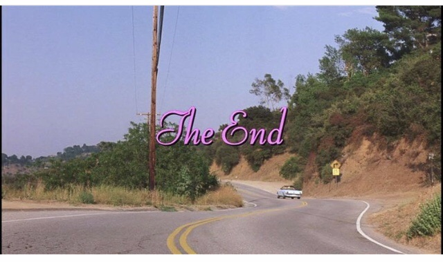 the end, a cinderella story, and retro image