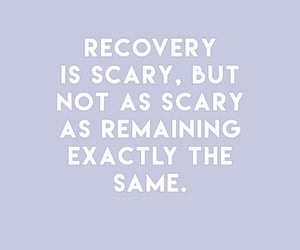 mental health, recovery, and reminder image