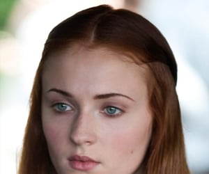 wallpaper, game of thrones, and sophie turner image
