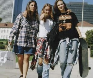 grunge, 90s, and skate image