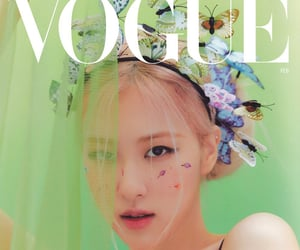 editorial, kpop, and magazine image