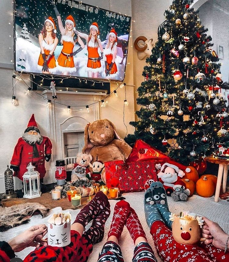 article, christmas, and movies image