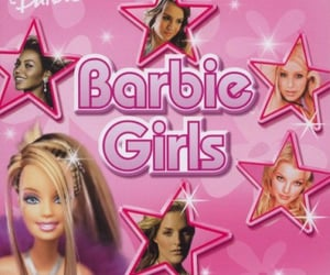 2000s, barbie, and y2k image