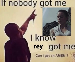meme, reaction meme, and star wars image