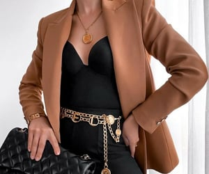 elegant, clothes, and outfit image