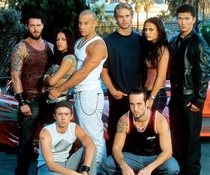 fast and furious, mia toretto, and vince image