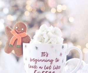 chocolate, christmas, and cup image