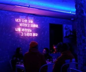 city, korea, and kpop image