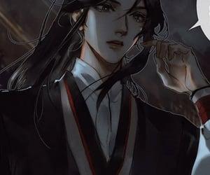 danmei, tian guan ci fu, and tgcf image