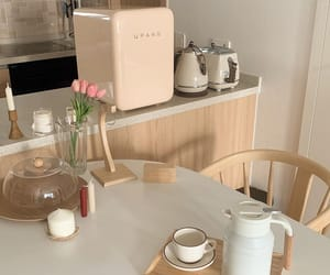 kitchen, aesthetic, and soft image