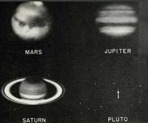 aesthetic, space, and pluto image
