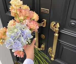 flowers, aesthetic, and pastel image
