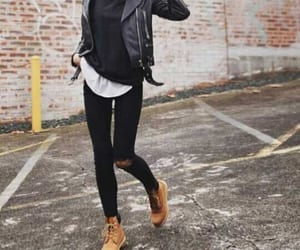ankle boots, boots, and camel boots image