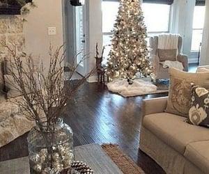 christmas, home, and living image