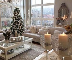 lights, christmas, and home image
