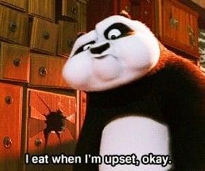 animations, kung fu panda, and funny image