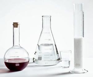 chemistry, science, and peter parker image