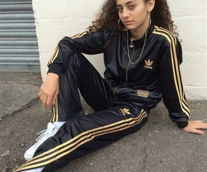 adidas, beauty, and girl image