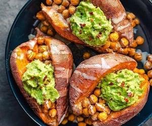 food, tasty, and vegetables image