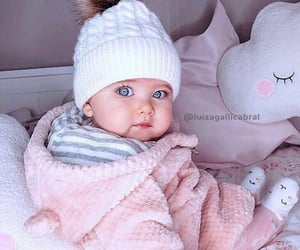 baby, cute, and baby girl image