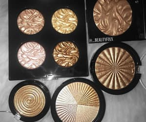 cosmetics and palette image