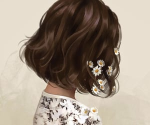 art and hair image