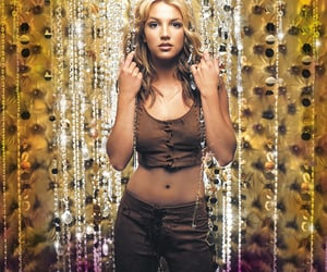 album, britney spears, and music image