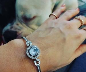 bling, bracelet, and moda image