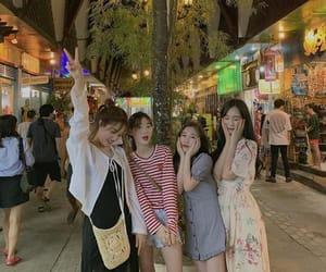 girls, group, and ulzzang image