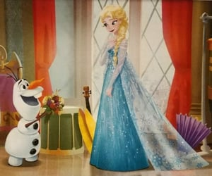disney, frozen, and power image