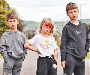 boys long sleeve hoodies and boys eco black hoodies image