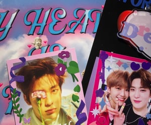 decoration, stickers, and jaemin image