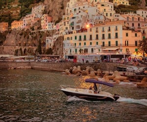 italy, places, and summer image