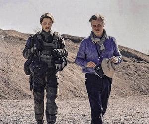 tenet, Christopher Nolan, and robert patti̇nson image