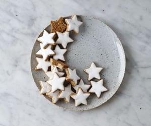 Cookies, food, and stars image