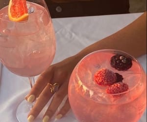 drink, style, and food image