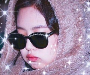 aesthetic, blackpink edit, and pretty girl image