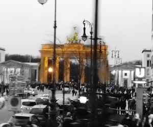 berlin, brandenburger tor, and life image