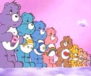 care bears, cartoon, and ケアベア image