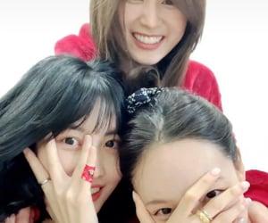 kpop, momo, and sana image