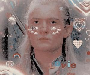 hobbit, Legolas, and themes image
