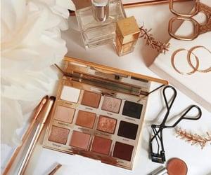 blusher, makeup brushes, and makeup concealer image
