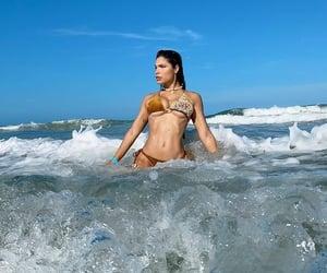 praia, verão, and summer image