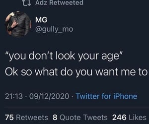 age, annoying, and funny image
