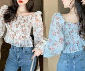 style, fashion, and shirt image